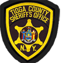 Tioga County Sheriff Badge